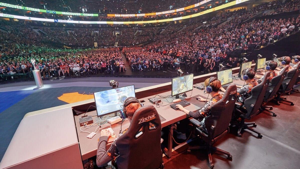 When and where 2021 Overwatch League playoffs and grand finals will take place