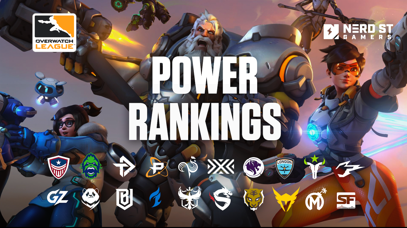 Overwatch League Power Rankings entering June Joust