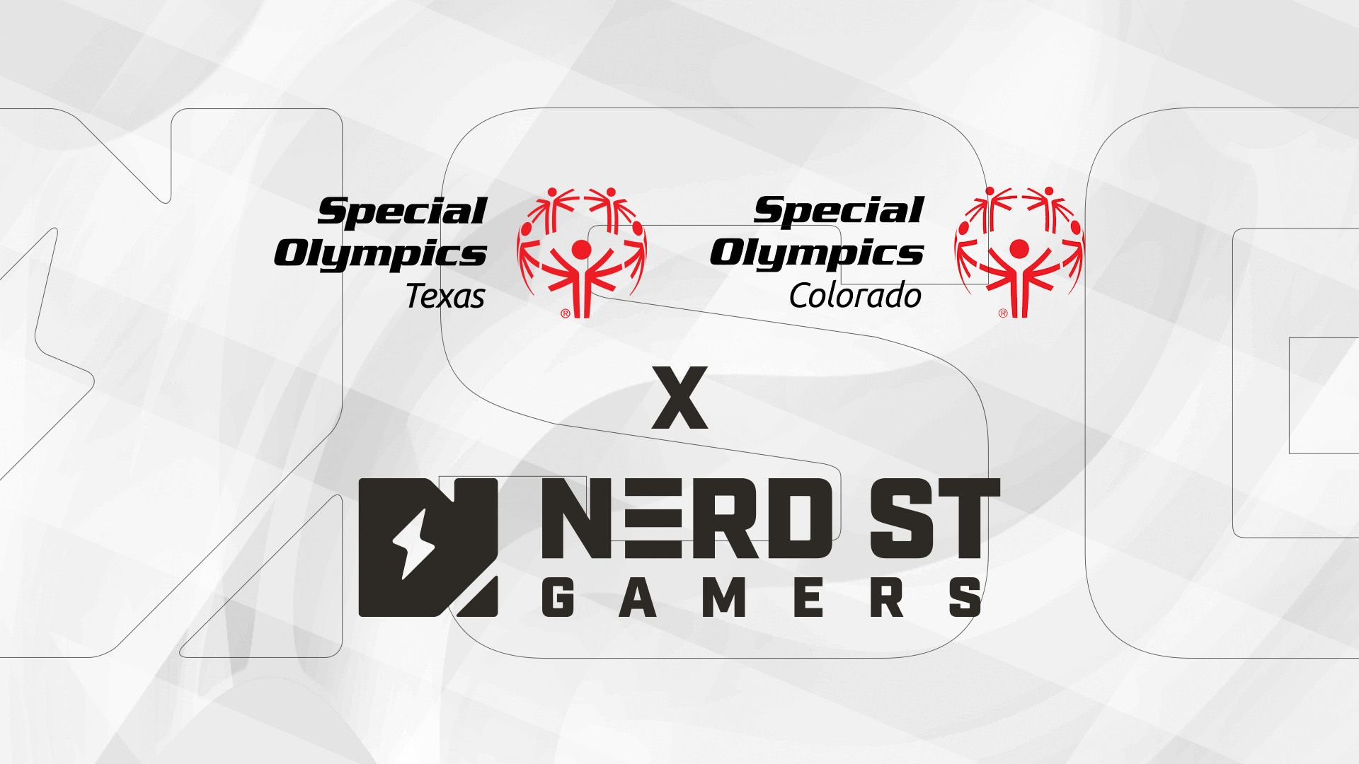Nerd Street Partners with Special Olympics Colorado and Special Olympics Texas