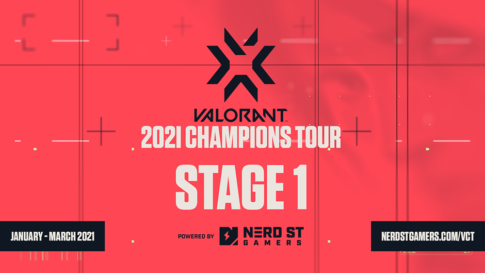 Riot Games Selects Nerd Street Gamers to Kick Off Operations for 2021 VALORANT Champions Tour
