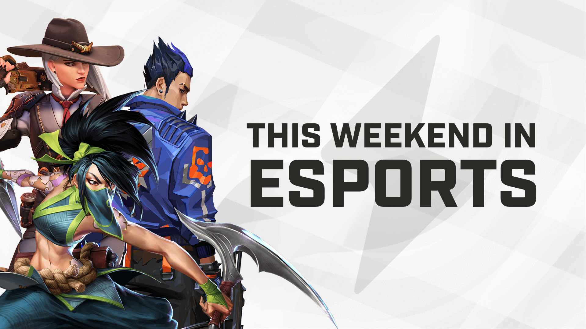 Here are the top events to watch this weekend in esports