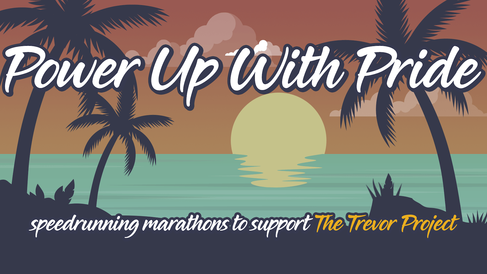 How Power Up With Pride is promoting LGBTQ+ speedrunners