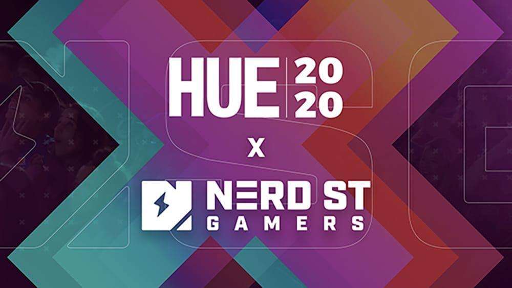 Nerd Street Gamers To Virtually Power Third Annual Harrisburg University Esports (HUE) Invitational