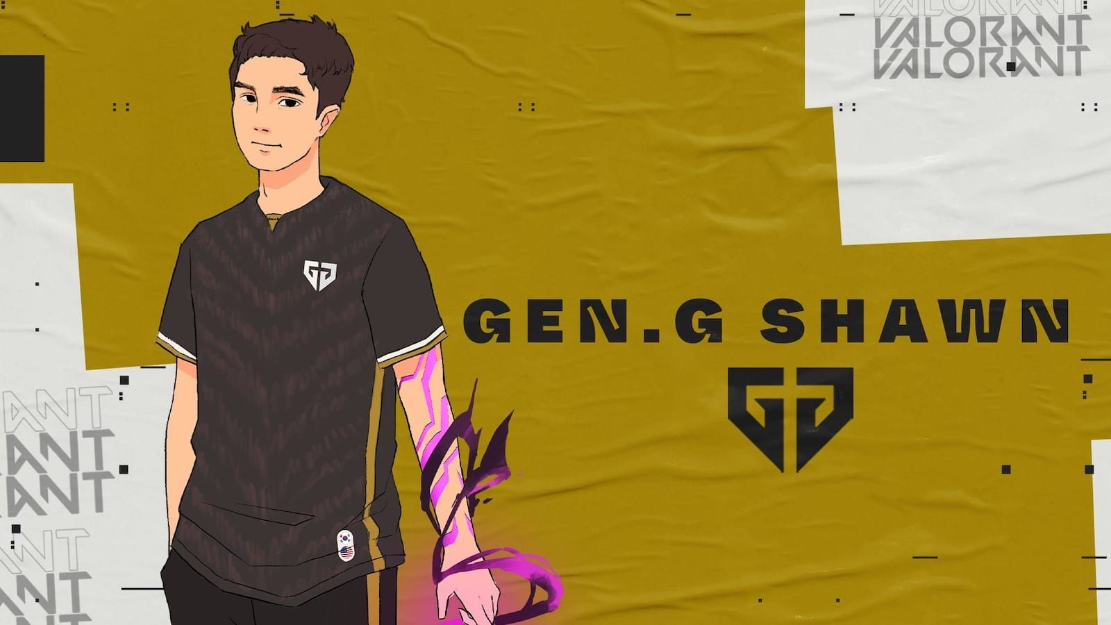 How Gen.G's Shawn escaped McDonalds drive-through with VALORANT