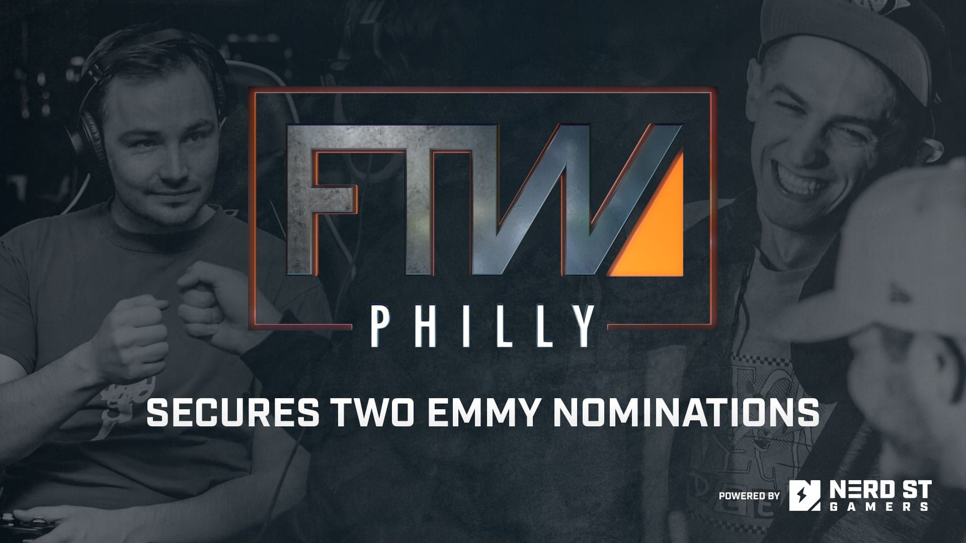 Nerd Street Gamers Secures Two Emmy Nominations for FTW Philly