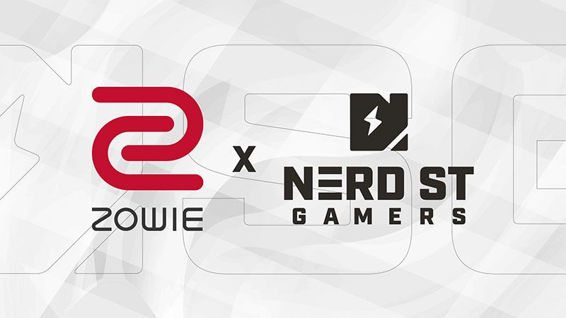 BenQ ZOWIE Announces Partnership with Nerd Street Gamers and named as their VALORANT Challengers 240HZ Monitor Partner