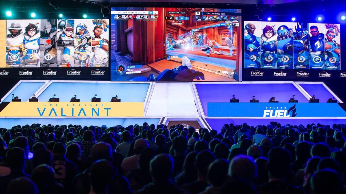 Three Overwatch League games to watch this weekend