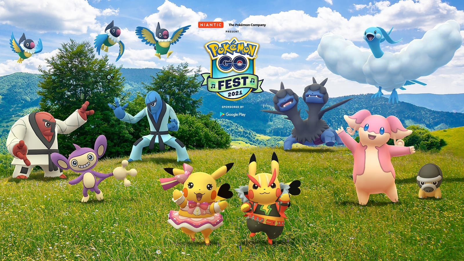 Pokémon GO Fest 2021: Your preparation guide for playing this weekend