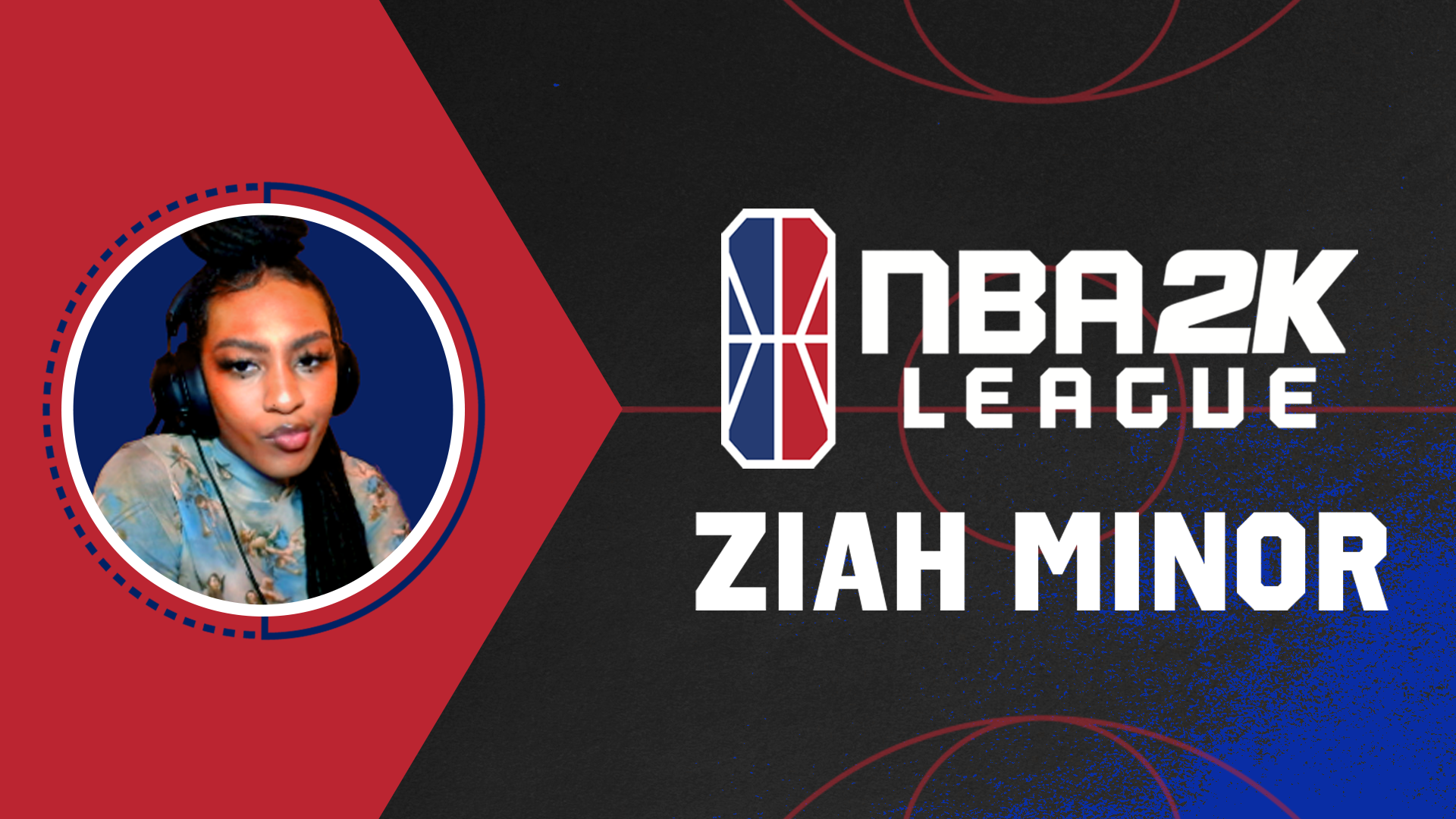 NBA 2K League's Ziah: 'I recognize myself as the best woman on 2K'
