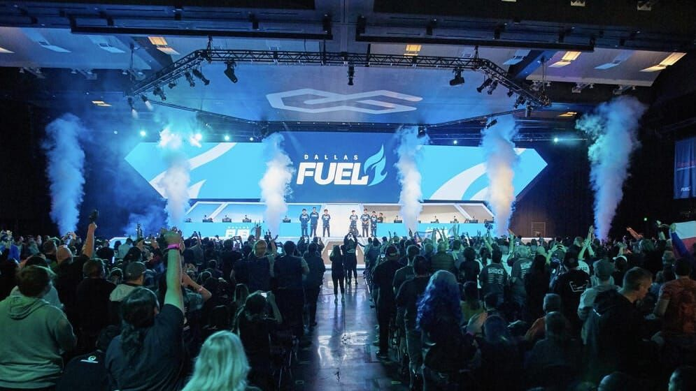 Overwatch League's May Melee ends with Dallas Fuel on top