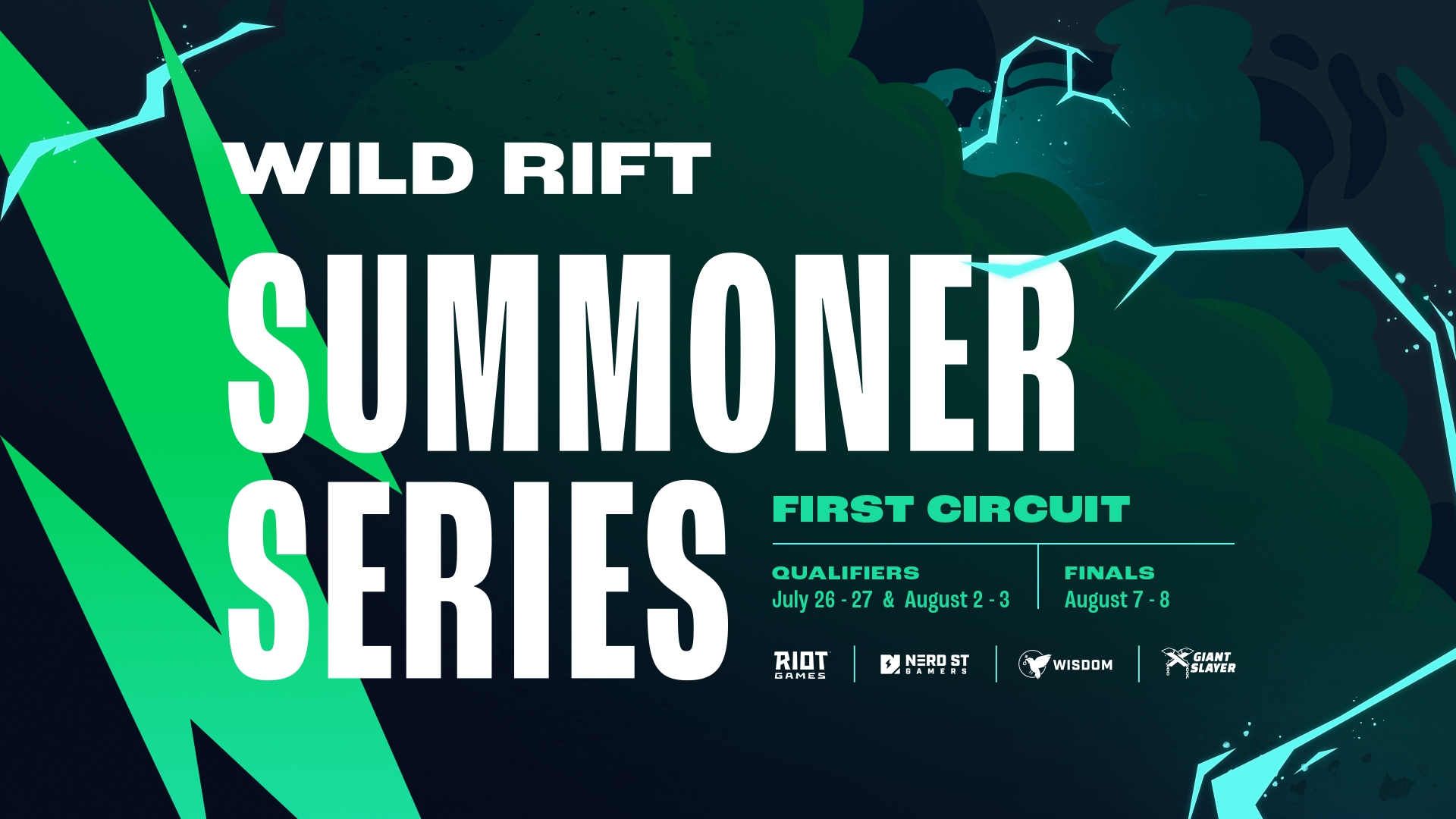 Nerd Street Gamers & Wisdom Gaming Selected to Lead Operations for League of Legends: Wild Rift: Summoner Series