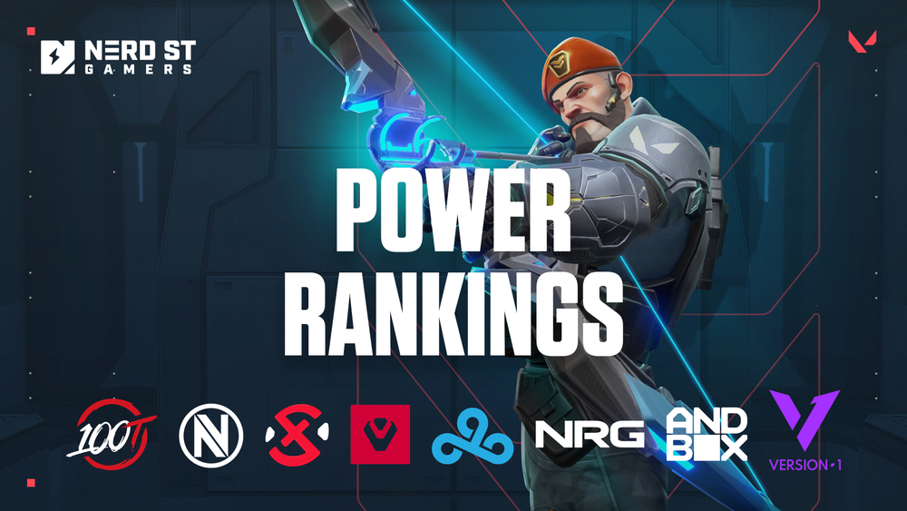 North American VALORANT Challengers Finals Power Rankings