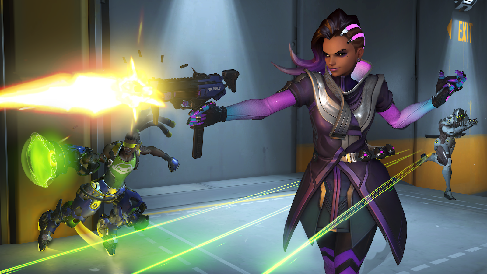 How Overwatch cross-play will work for PC and console players