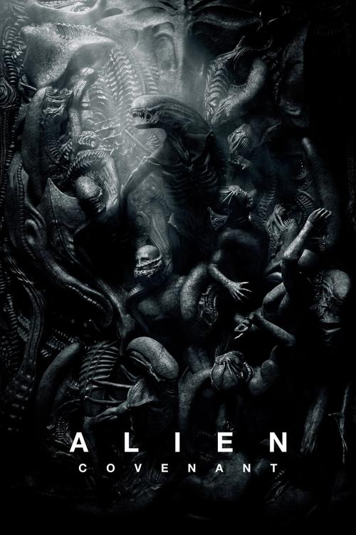 Movie poster for Alien: Covenant