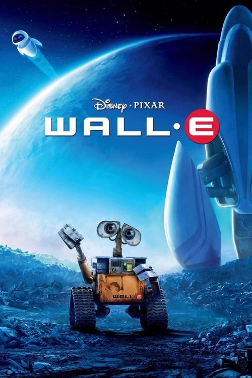 Movie poster for WALL·E