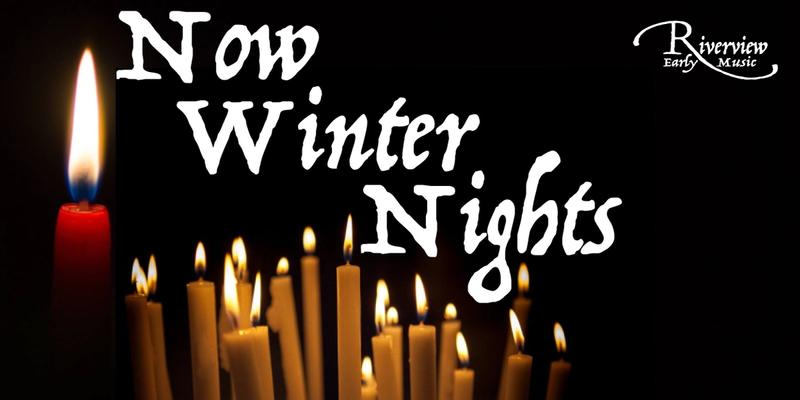 Banner image for Now Winter Nights: Carols by Candlelight