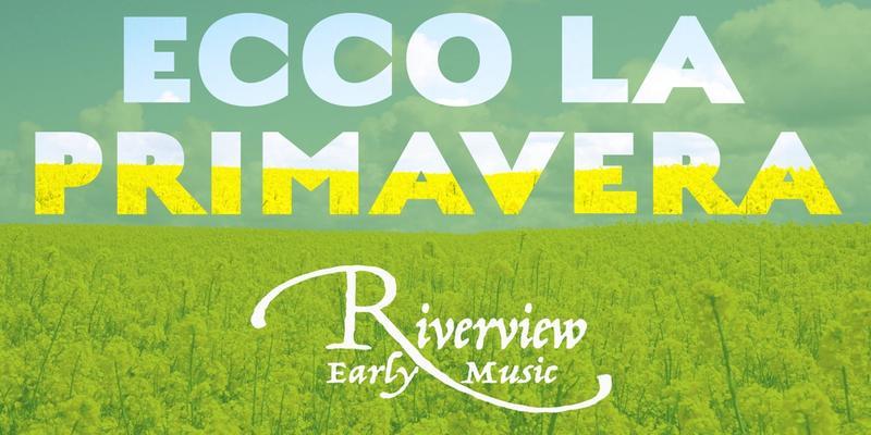 Banner image for Ecco la Primavera