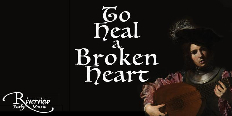 Banner image for To Heal a Broken Heart