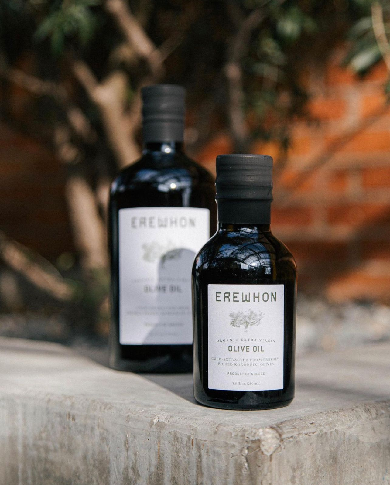 Erewhon's very own extra virgin olive oil.