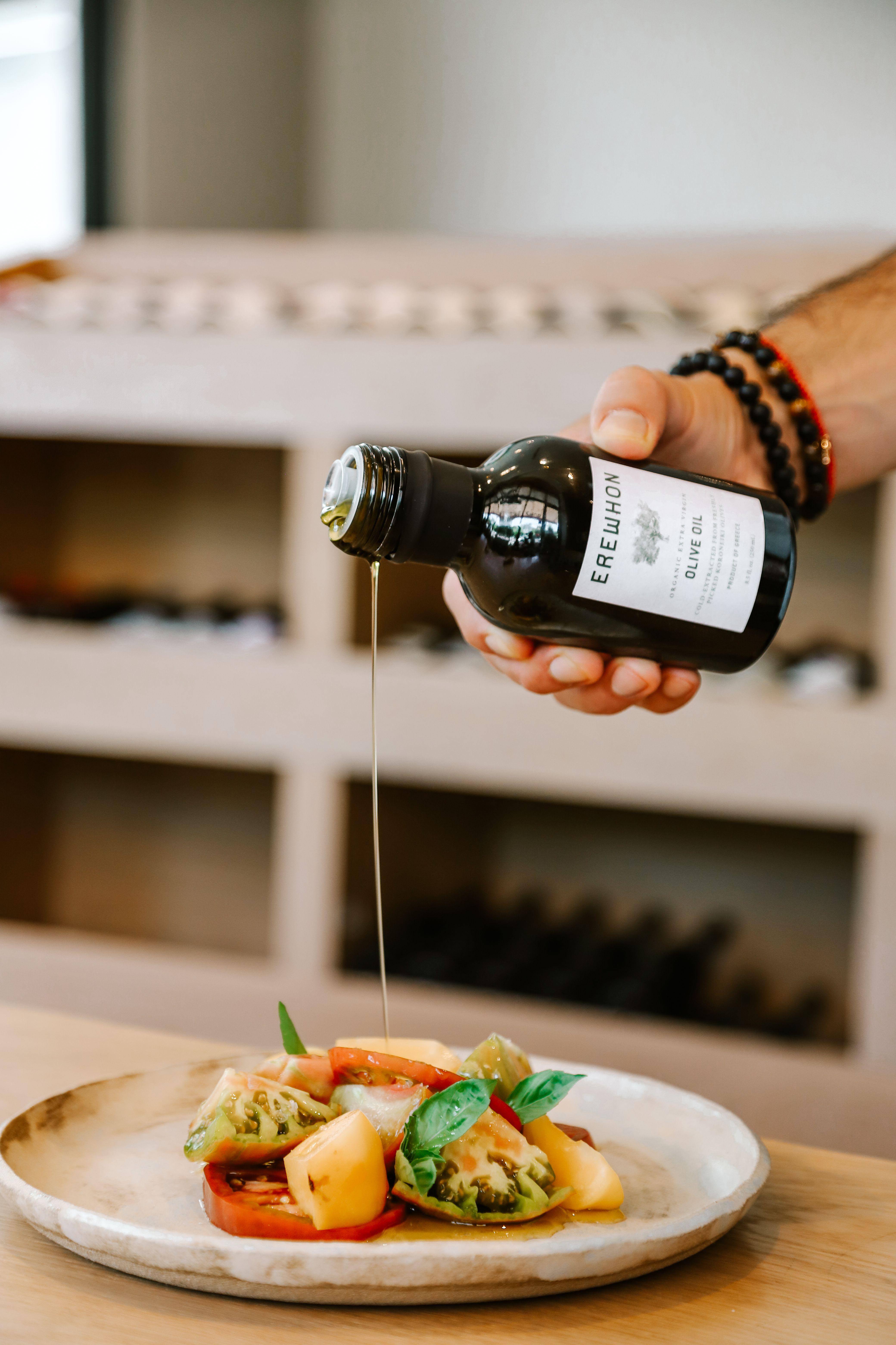 Erewhon Extra Virgin Olive Oil