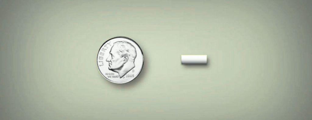 small pellet