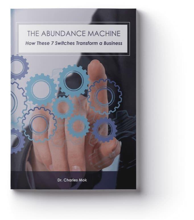 book - the abundance machine