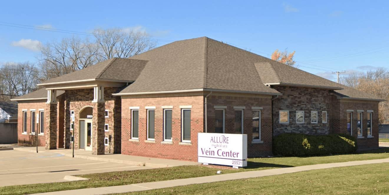 Image of Allure Medical's Warren, Michigan Office Location