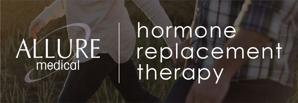 allure medical hormone replacement therapy
