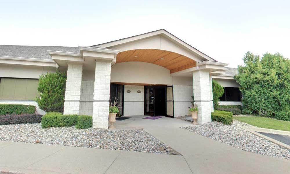 Image of Allure Medical's Clarkston, MI Office Location