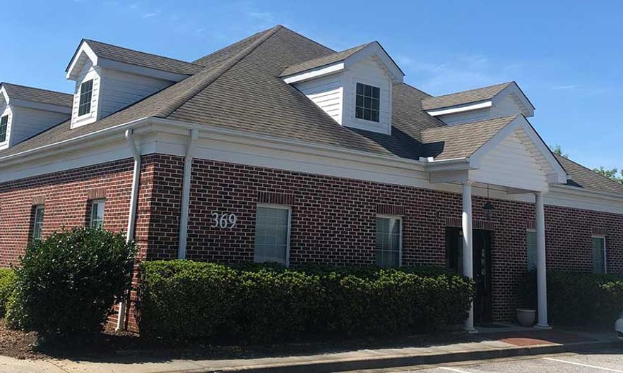 Image of Allure Medical's Greenville, SC Office Location