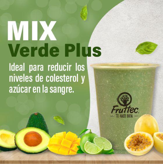 Mix Verde Plus