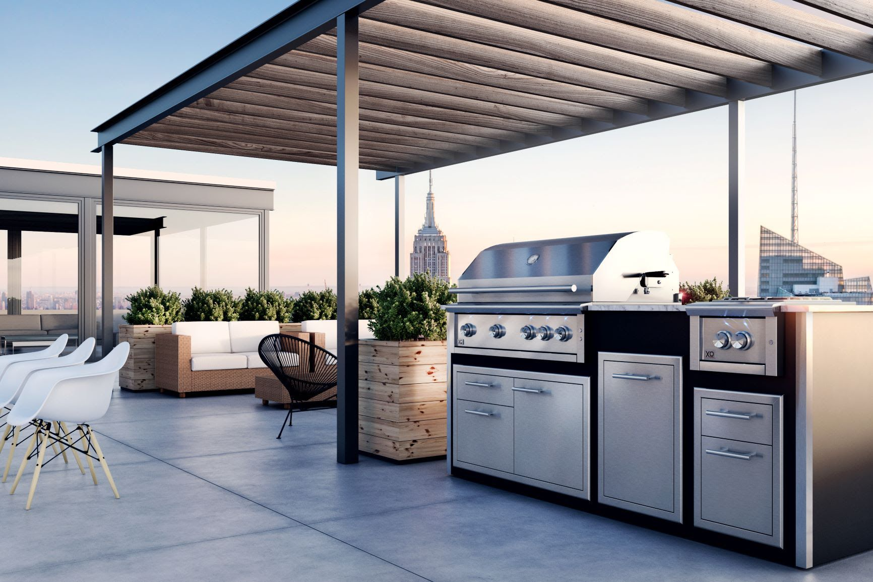 XO - Dream Bigger Promo: Free Access Doors, or 50% off Combo Drawer/Doors or Cart with purchase of Grill