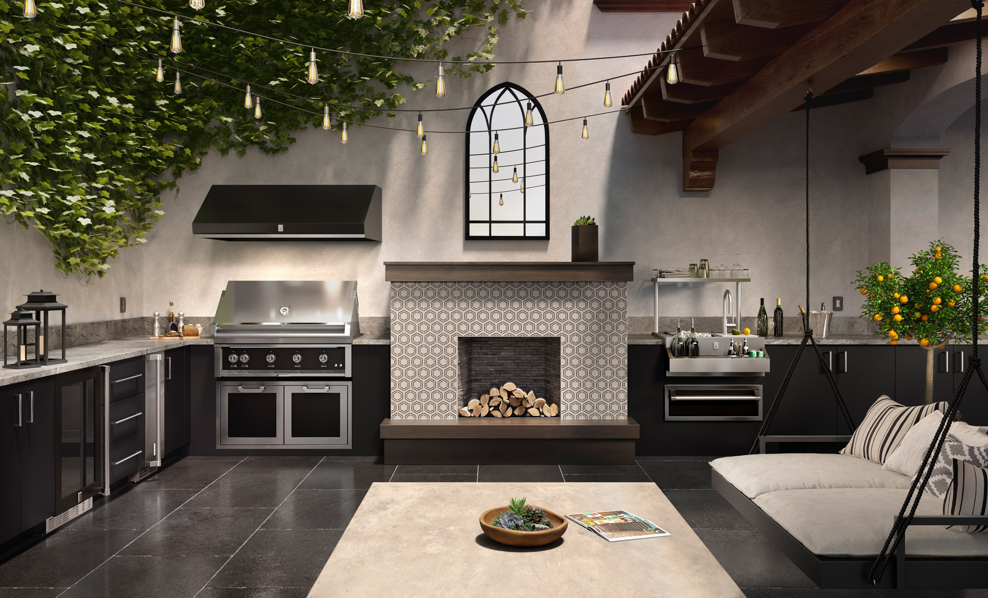 Hestan - Aspire Grilling Event - Save on your Aspire by Hestan Outdoor Kitchen