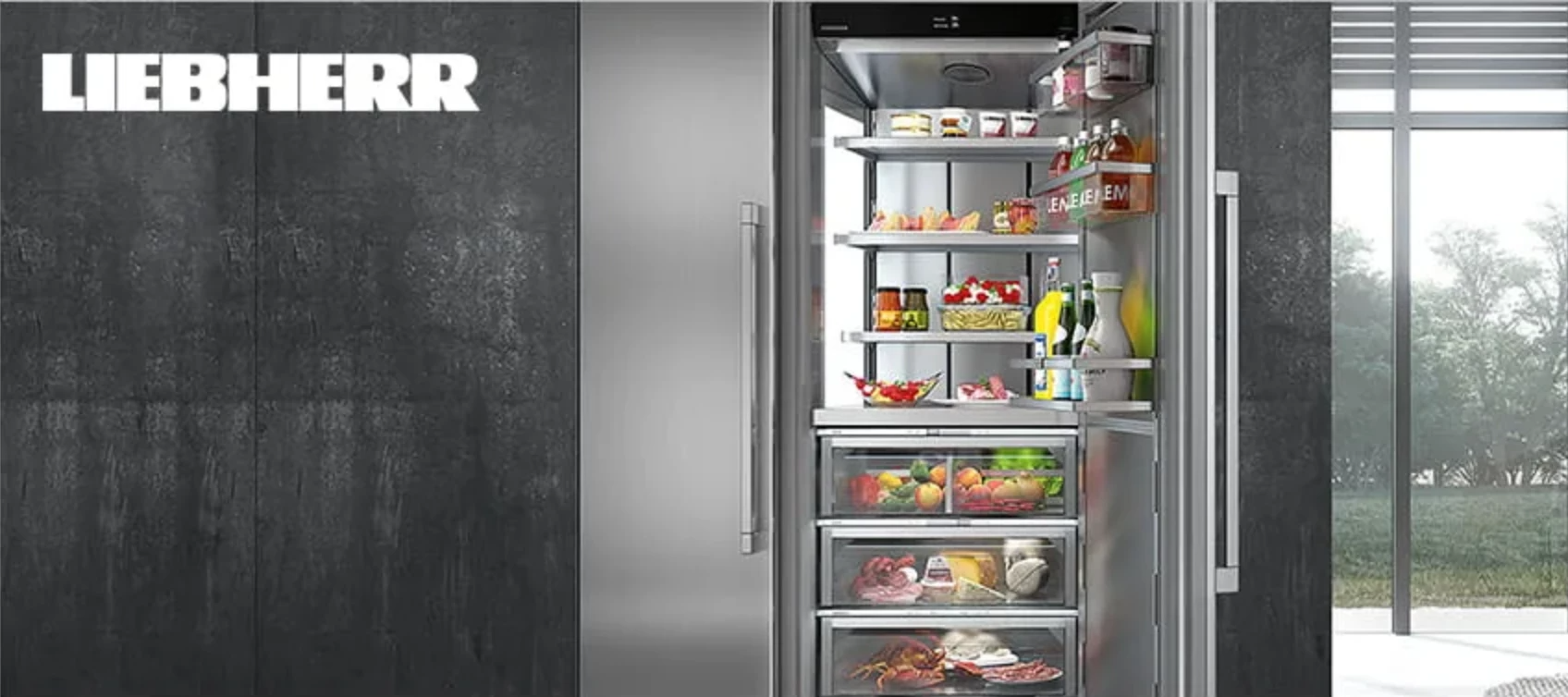 Liebherr - Cool Savings on Refrigeration - Save up to $600