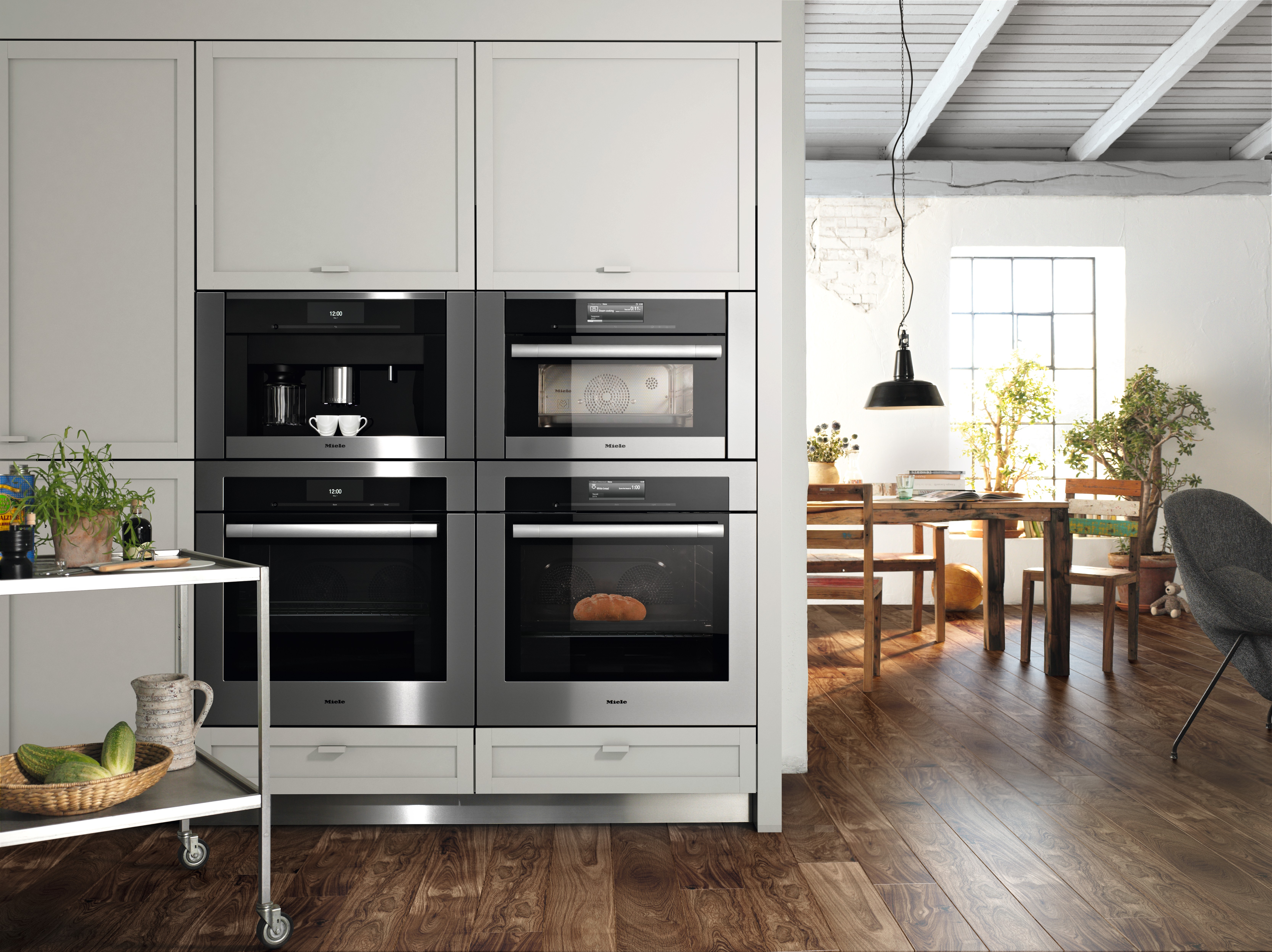 Miele - Kitchen Package Promotion - Get up to $1800 Cash Back