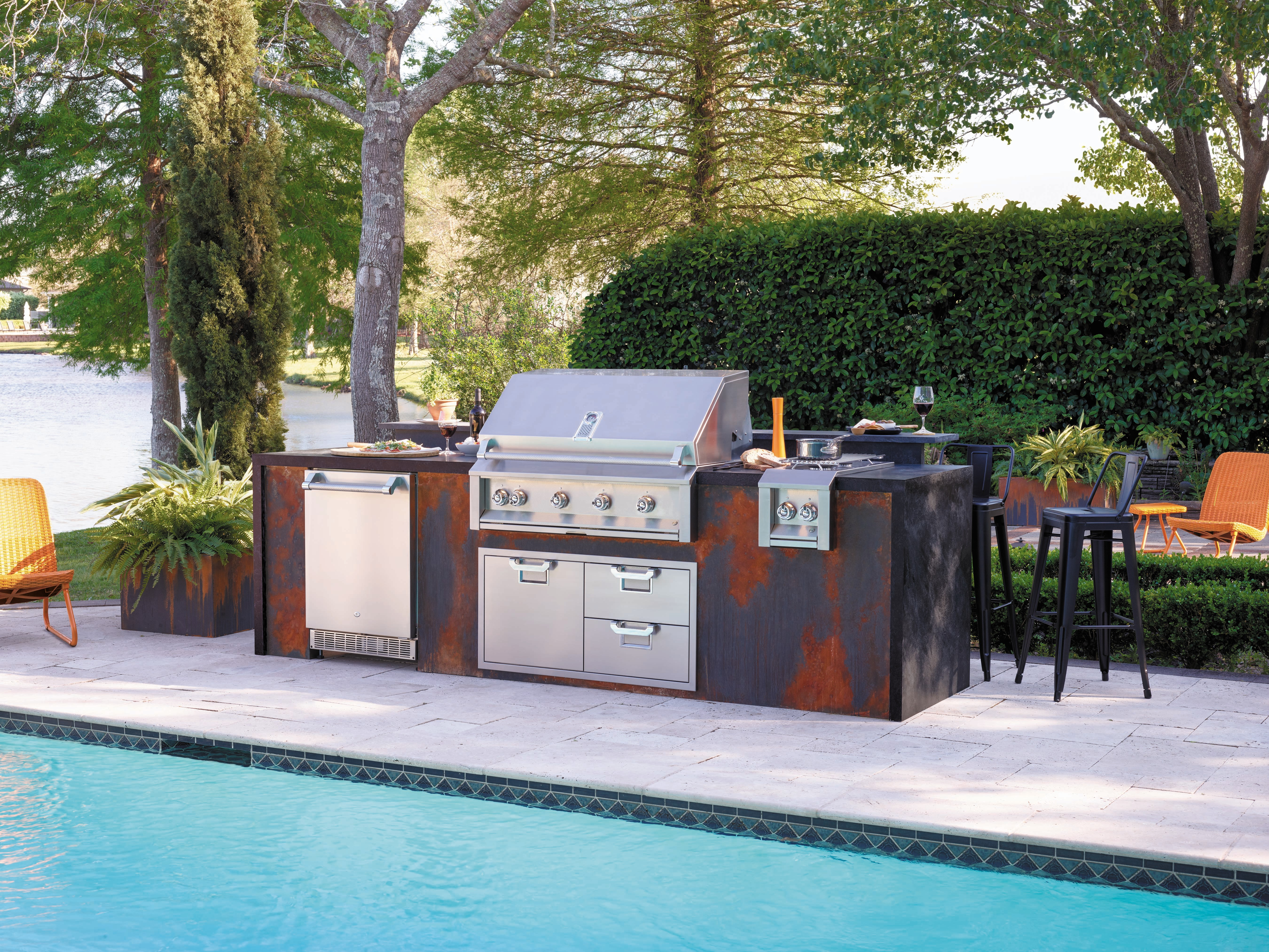 Hestan - Outdoor Grilling Event - Save on your Outdoor Hestan Kitchen !