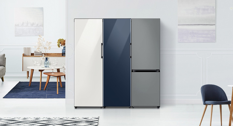 Samsung Bespoke - Buy 2 or More Refrigerators and Receive 20% Cash Back